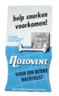 Nozovent Snurkers 1st