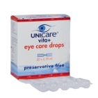 Unicare Vita+ Eye Care Drops 20x0.35ml