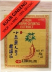 Il Hwa Ginseng extract 1.5 maand 30g