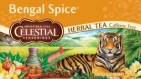 Celestial Seasonings Bengal Spice Tea 20 stuks