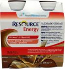 Resource Energy koffie 4x200