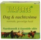 Vitaforce Paardenmelk dag / nachtcreme 50ml
