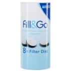 Brita Fill & go filter disk 8st