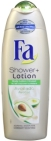 Fa Douchecreme Shower + Lotion Avocado 250ml