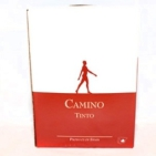 Camino 4 Tinto bag in box 3ltr