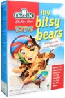 Orgran Itsy bitsy bears chocolate 175g