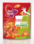 Red Band Duo wine gums zoet zuur 225g
