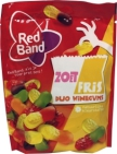 Red Band Duo winegums zoet fris 225g