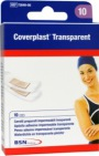 Coverplast Transperant strips 19x72 10st