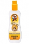 Australian Gold Zonnebrand Gel Spray SPF15 237ml