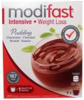 Modifast Maaltijdvervanger Intensive Pudding Chocolade 423g