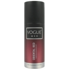 Vogue Men Oriental Red Bodyspray 150ml