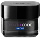 L'Oréal Paris Anti-rimpel Nachtcreme Youth Code 50ml