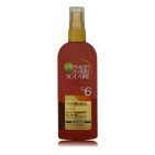 Garnier Ambre Solaire Zonnebrand Oil Spray Spf 6 150ml