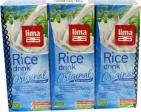 Lima Rice drink original pakjes 3x200