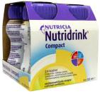 Nutridrink Compact vanille 4x125m