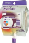 Nutricia Sondevoeding nutrison concentrated pack 8 x 500 ml