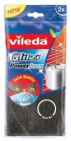 Vileda Glitzi power metalen spons 2st