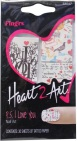 Fing'rs 3633 heart 2 art 1 stuk