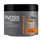 Syoss Gel Power Hold Extreme Paste Men 150 ml