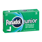 Panadol Junior zetpil 250mg 10zp