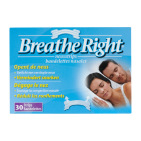 Breathe Right Neusstrips clear 30st