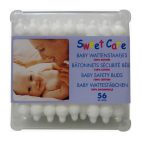 Sweetcare Wattenstaafjes Baby 56