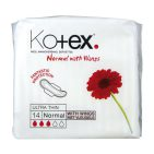 Kotex Maandverband Normal Plus Ultra Dun 14 stuks