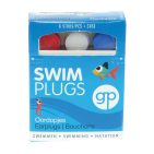 Get Plugged Swim plugs 3pr