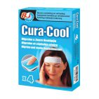 Cura Cool Migraine strip 4st
