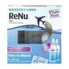 Bausch & Lomb ReNu MPS Sensitive Flight Pack 2x60ml