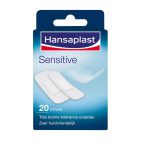 Hansaplast Pleisters Sensitive 20 stuks