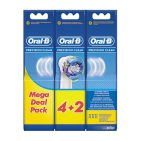 Oral-B Opzetborstel EB20 precision clean 4+2st