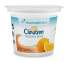 Clinutren Gegelifieerd water sinaasappel 125 ml