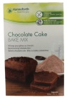 Hanneforth Cake mix chocolade 400gr
