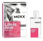 Mexx Life Is Now Woman Eau de Toilette 30ml