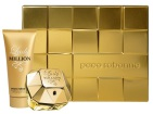 Paco Rabanne Lady Million Geschenkset 50ml+100ml