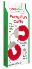 Ero Funny Fun Cuffs Red Plush 1 stuk
