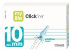 Mylife Clickfine pennaald 10mm 100 stuks