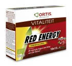 Ortis Red Energy Alcoholvrij 10x15ml 10st