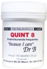 DNH Research Quint 8 140tab