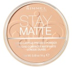 Rimmel London Poeder Stay Mat Pressed Silky Beige 005 1 stuk