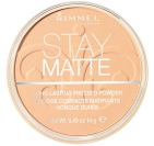 Rimmel London Poeder Stay Matte Pressed Champagne 006 1 stuk