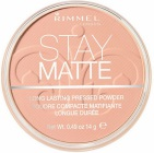 Rimmel London Poeder Stay Matte Pressed Cashmere 008 1 stuk