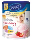 Weight Care Maaltijdshake Aardbei 436g
