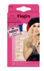 Fing'rs French Girl Kunstnagels 24 stuks