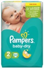 Pampers Baby dry mini 2 42st