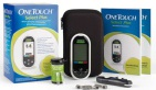 One Touch Select plus glucose meter startset 1st