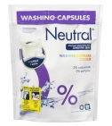 Neutral Color Wasmiddel Capsules 10st