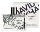 David Beckham Homme Eau De Toilette  75 ml